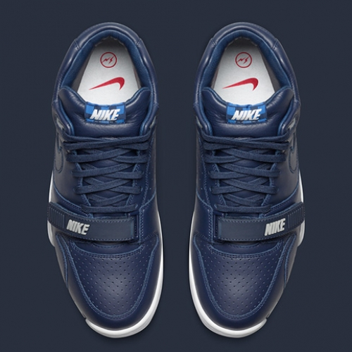 fragmentとNikeLabのコラボ第3弾 NikeCourt Air Trainer 1 MID x fragment が発売