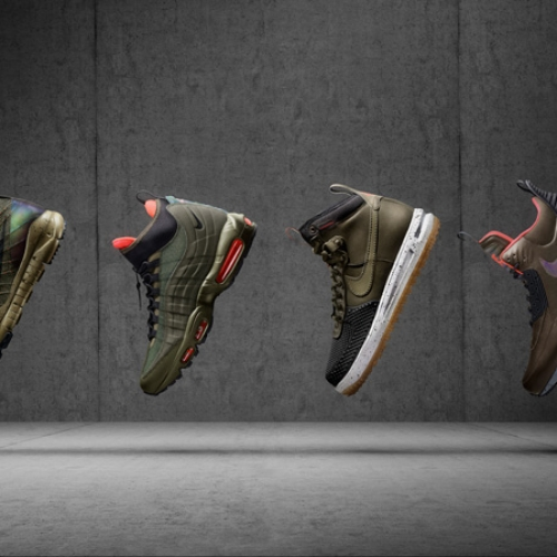 NIKE SNEAKERBOOTS HOLIDAY 2015 COLLECTIONが登場