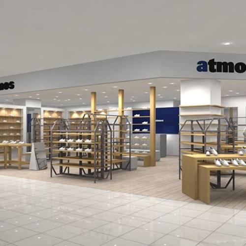 atmosの新店舗としてatmos Chibaを、2017年9月7日(木)にオープン
