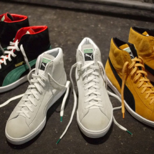 """Puma JAPAN SUEDE MID """"made in JAPAN"""" """"匠 COLLECTION"""""""