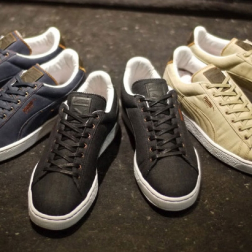Puma STATES x DENIM 「LIMITED EDITION for The LIST」