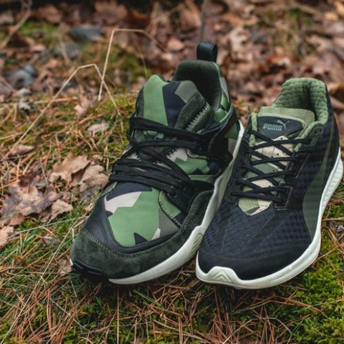 プーマから、スウェーデンのSneakersnstuffとのコラボレーションコレクションが発売