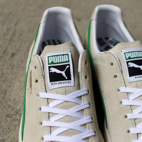 プーマから、LOS ANGELES発のストリートブランドXLARGE®とmita sneakersとのコラボレートモデルが発売