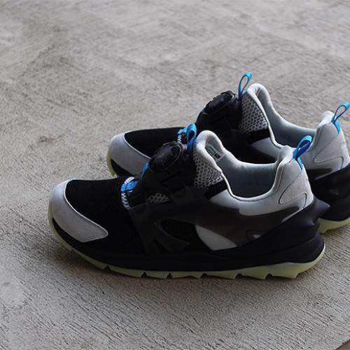プーマから、WHIZ LIMITEDとmita sneakersによるコラボモデルDISC SWIFT TECH WMが登場