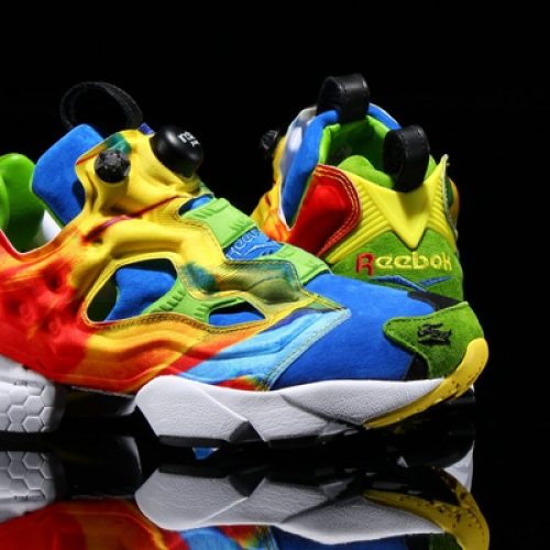 "Reebok INSTA PUMP FURY OG ""20th Anniversary"" 「CROOKED TONGUES」"