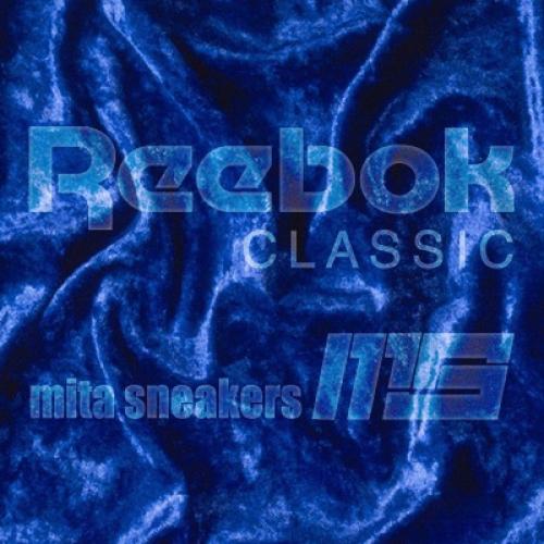 リーボックから VENTILATOR 25周年を迎え、mita sneakers エクスクルーシブモデルが発売