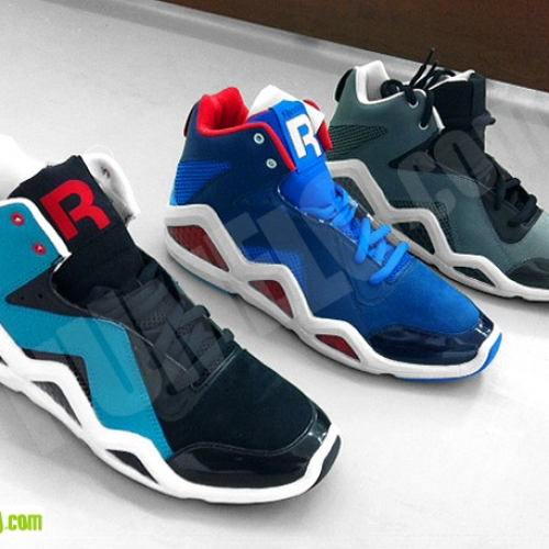 Swizz Beatz x Reebok Kamikaze III Spring 2012 Preview