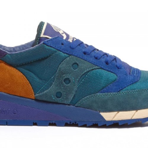 Bodega x Saucony Elite Jazz 91 for Spring 2012