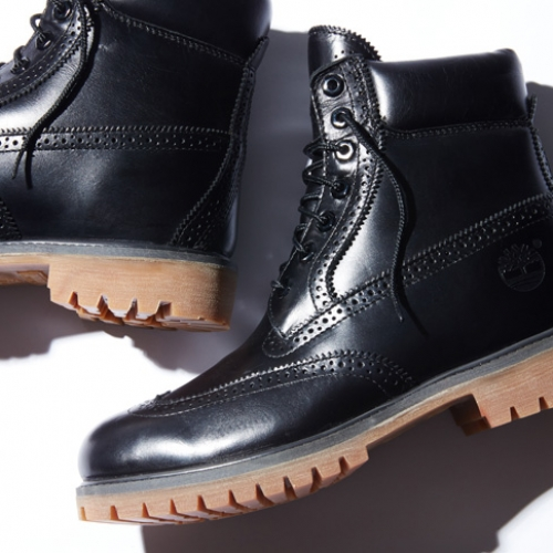 "ティンバーランドは、SHIPS JET BLUE限定""6inch Waterproof Brogue Boot""を発売"