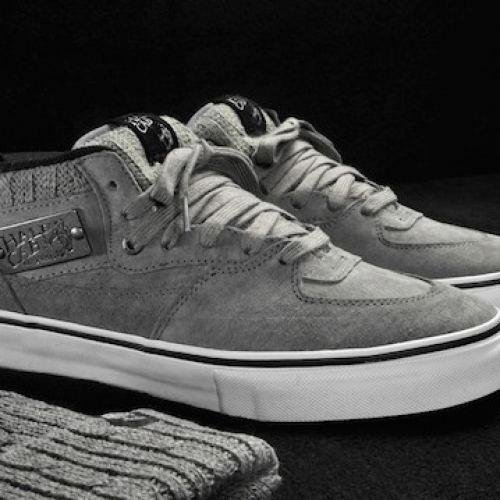 "Primitive x Vans ""Cable Knit"" Half Cab"
