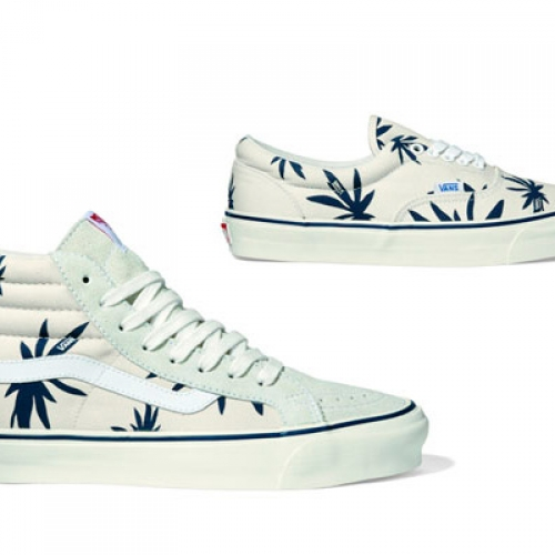 Vans Vault OG Palm Leaf Pack