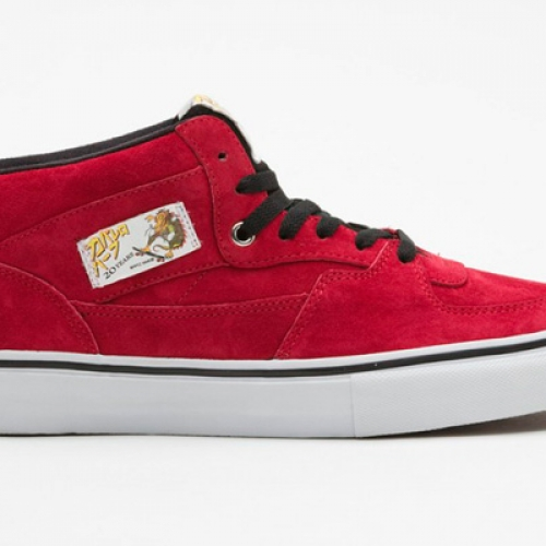 Steve Caballero x Vans Half-Cab 20th Anniversary Collection