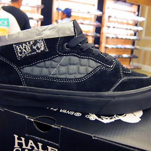 Vans 20th Anniversary Half Cab – Supreme Exclusive