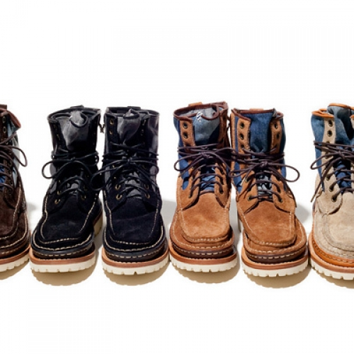 visvim Study and Practice Products Release Vol.2