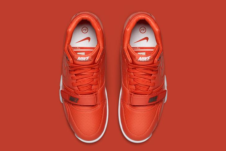 2015年初夏のテニスの大会を記念して、NikeLabはフラグメントデザインの藤原ヒロシ氏とのコラボレーションモデルを発売