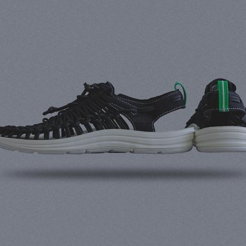 キーンはmita sneakersとのコラボレートモデル第3弾、UNEEKとUNEEK SLIDEを発売