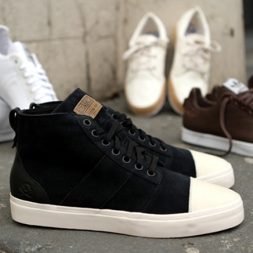 ADIDAS x RANSOM SPRING 2012 PREVIEW
