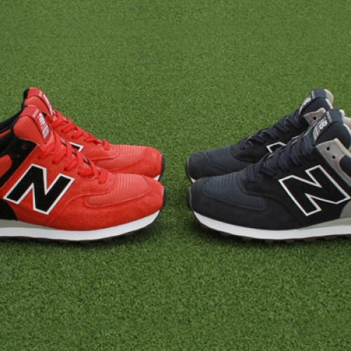 "Concepts x New Balance 574 ""Home vs. awaY"" Pack"