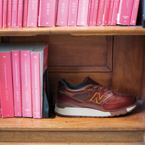 "HORWEEN LEATHER x new balance M998 ""Made in U.S.A"" が限定発売"