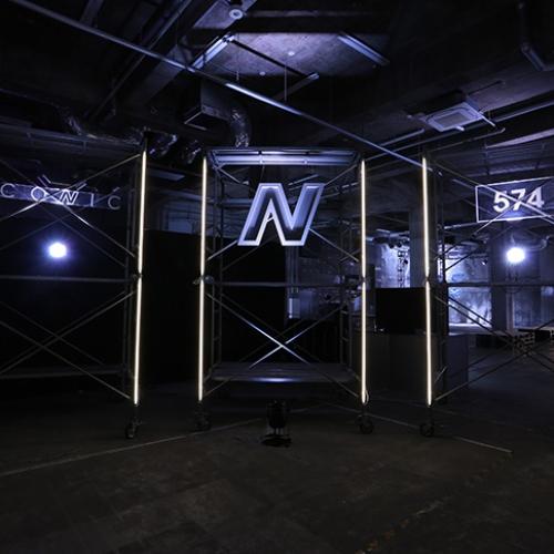 """ニューバランスを象徴する""""グレー""""の574の発売を記念したグローバルイベントNew Balance GREY DAYが開催"""