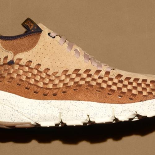 Nike Air Footscape Woven Motion & Woven Chukka Collection