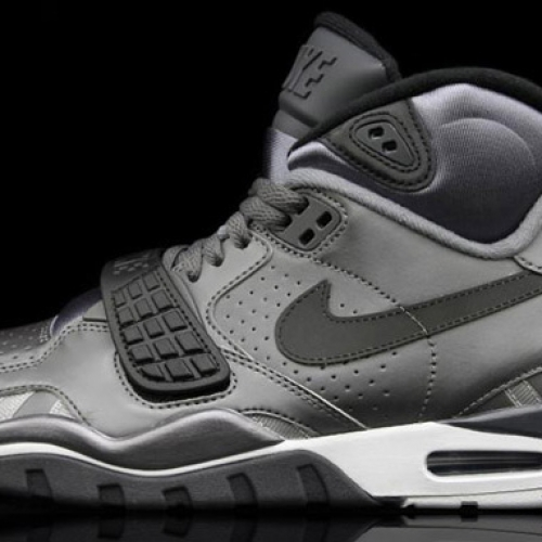 NIKE AIR TRAINER SC II METALLIC DARK GREY/ANTHRACITE