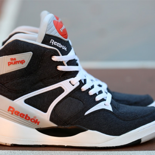 "Reebok THE PUMP ""atmos"" ""THE PUMP 25th ANNIVERSARY"" が発売"