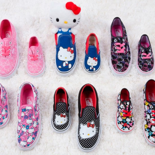 Vans x Hello Kitty 2012 Collection