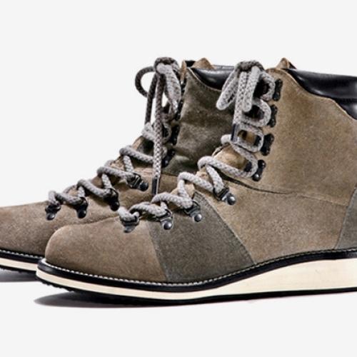 White Mountaineering 2011 Fall/Winter Footwear