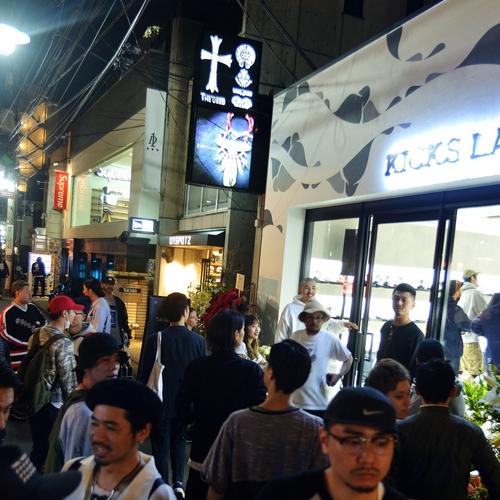 KICKS LAB.は、原宿に3店舗目となるニューストアをオープン