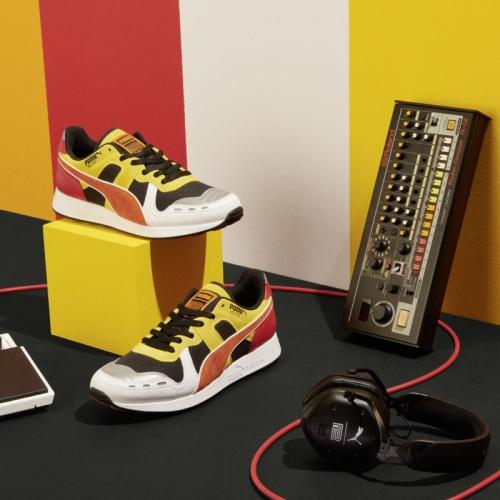 プーマは、日本発の電子楽器メーカーのRolandとRSシリーズのコラボレーションの2作目となるRS-100 Rolandを発表