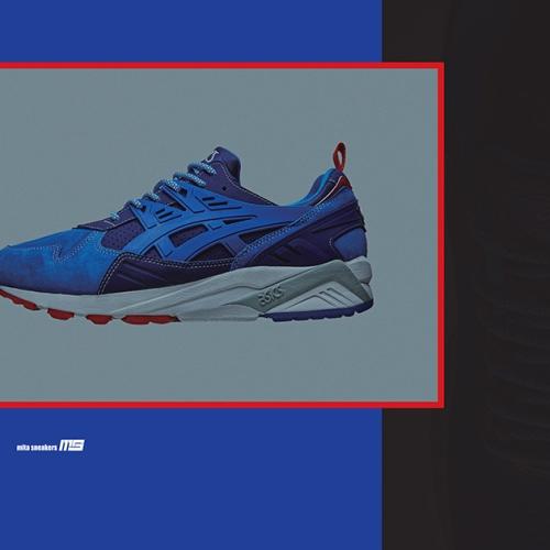 ASICSTIGER と asics の両ブランドを繋ぐ GEL-KAYANO シリーズの25周年を記念した、mita sneakers とのアニバーサリーコレクションが登場