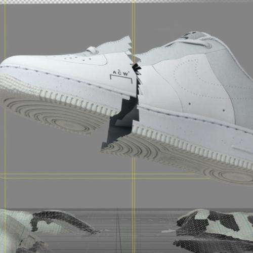 サミュエル・ロスとナイキによる NIKE x A–COLD–WALL* AIR FORCE 1を2018年12月21日より発売