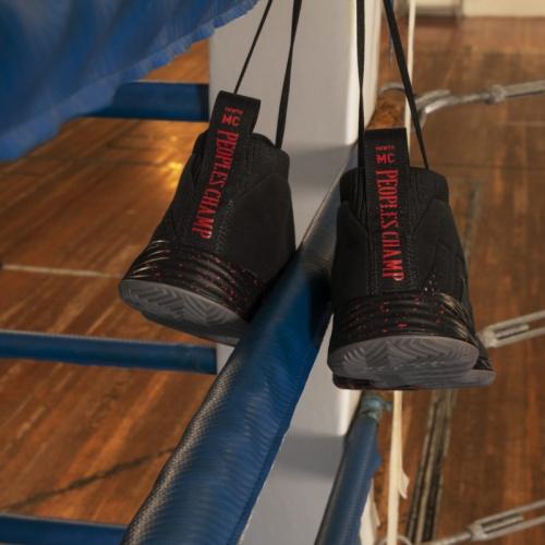 アディダスから、ダミアン・リラードの5作目となるシグネチャーモデル DAME 5が発売中
