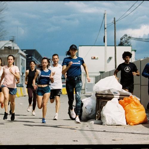 アディダス史上最大規模の海洋プラスチック汚染に対するムーブメント「RUN FOR THE OCEANS」を実施