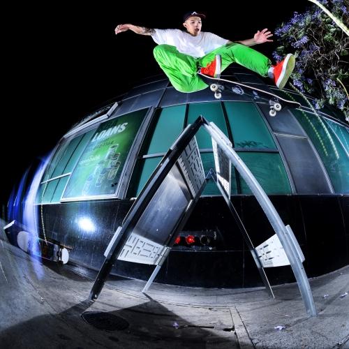 アディダス スケートボーディングより、Diego Najera のシグネチャーモデル SABALO X NAJERA が登場