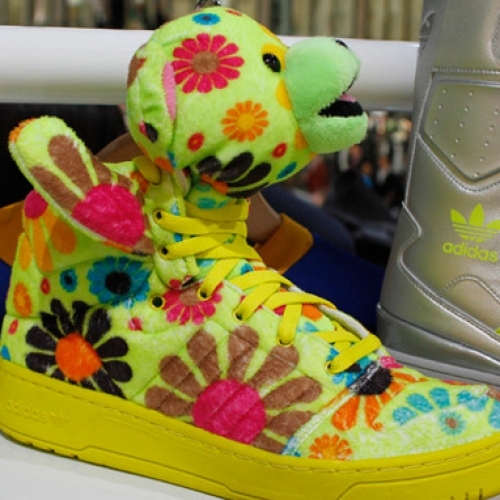 JEREMY SCOTT x ADIDAS ORIGINALS FALL/WINTER 2012