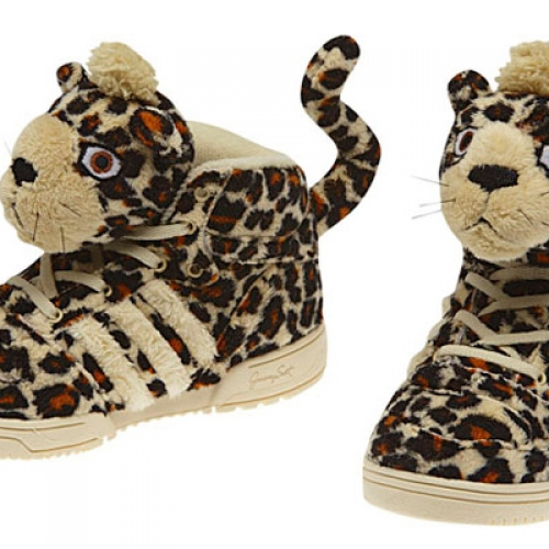 ADIDAS ORIGINALS BY JEREMY SCOTT KIDS
