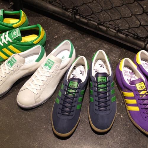 "adidas adi's ARCHIVE ""日本国内3店舗限定"""