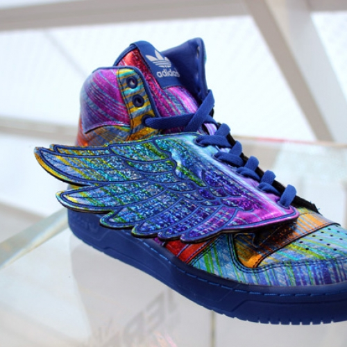 adidas Originals by Jeremy Scott 2013 Spring/Summer JS Wings Hologram