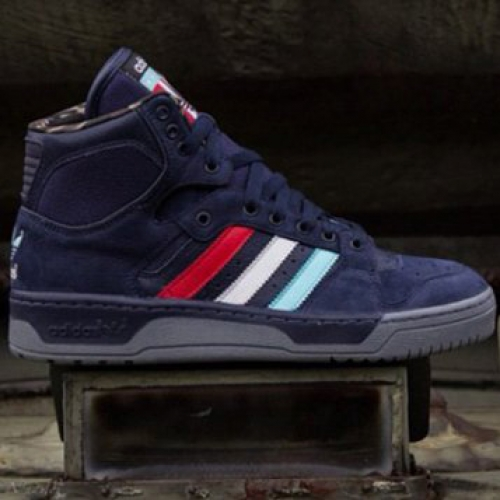 "Packer Shoes x adidas Conductor Hi ""New Jersey Americans"""