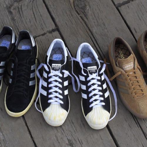 mita sneakers x adidas Originals CP 80s MITA / SS 80s MITA / TOBACCO MITA