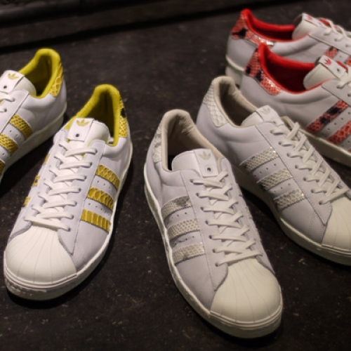 """adidas SUPER STAR 80S """"B.I.T.D."""" """"LIMITED EDITION for CONSORTIUM"""""""