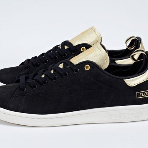 """Consortium STAN SMITH Collaboration Packとしてadidas Consortium x CLOT """"Stan Smith CLOT""""が発売"""