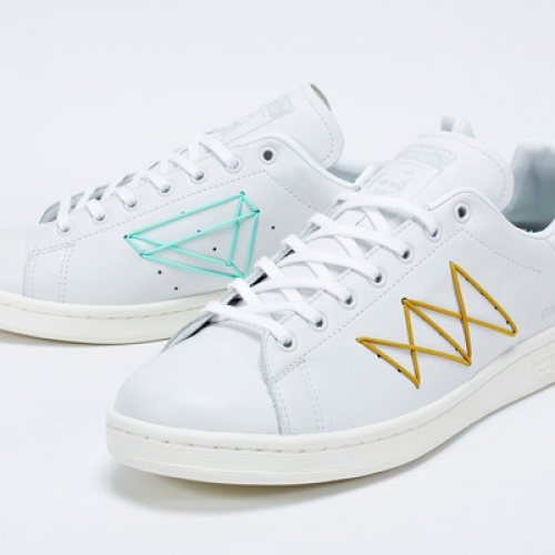 """Consortium STAN SMITH Collaboration Pack 第4弾としてadidas Consortium x Play """"Stan Smith Play""""が発売"""