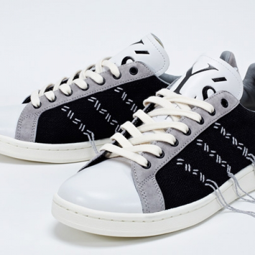 "Consortium STAN SMITH Collaboration Pack 第5弾としてadidas Consortium x Y's ""Stan Smith Y's""が発売"