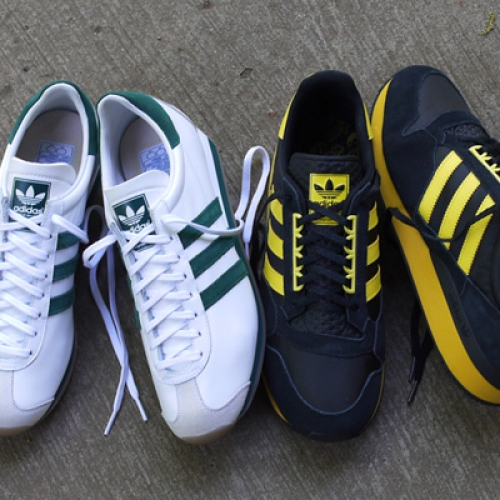 adidas Originals for mita sneakers 第9弾 「CTRY OG MITA」「ZX500 OG MITA」が発売