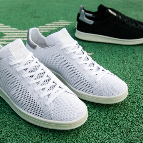 adidas consortiumよりリフレクターの糸が編み込まれたSTAN SMITH PRIMEKNIT REFLECTIVEが発売