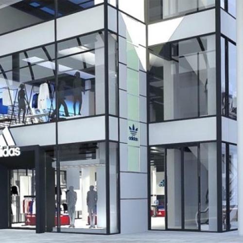 アディダス ブランドコアストア 広島のリニューアルオープンに合わせ、槙野選手・柏木選手・香川選手・清武選手がデザインを手掛けた記念モデルを発売