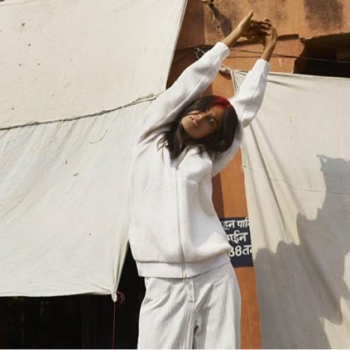 アディダスから、平和と平等を象徴したオールホワイトのコレクションadidas Originals = Pharrell Williams Hu Holi Blank Canvasが登場